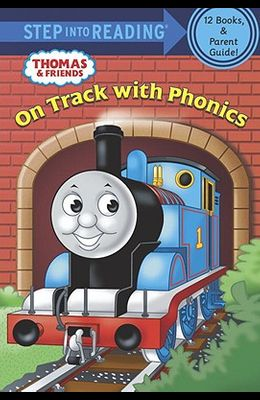 Thomas & Friends: On Track with Phonics [With Parent Guide]