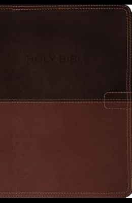 NKJV, Know the Word Study Bible, Imitation Leather, Brown/Caramel, Red Letter Edition: Gain a Greater Understanding of the Bible Book by Book, Verse b