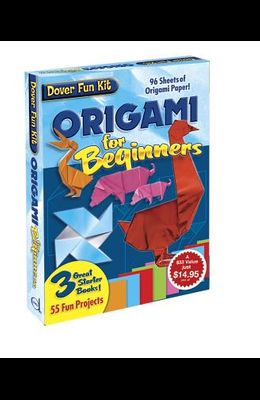 Origami Fun Kit for Beginners [With Starter BooksWith Origami Paper]