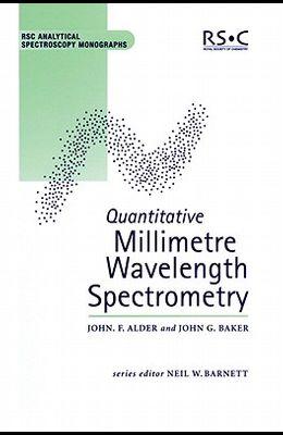 Quantitative Millimetre Wavelength Spectrometry