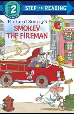 Richard Scarry's Smokey the Fireman