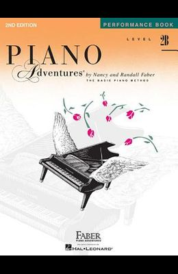 Level 2b - Performance Book: Piano Adventures