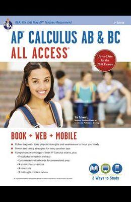 AP(R) Calculus AB & BC All Access Book + Online