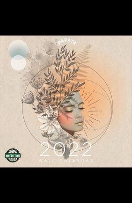 Papaya 2022 Wall Calendar