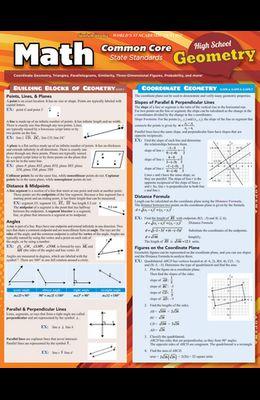 Math Common Core Geometry - 10th Grade