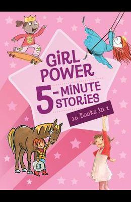 Girl Power 5-Minute Stories