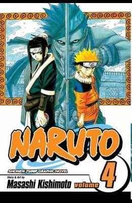 Naruto, Vol. 4, 4