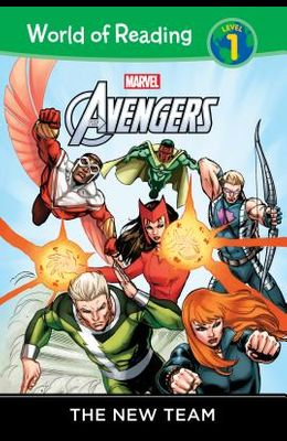 The Avengers: The New Team
