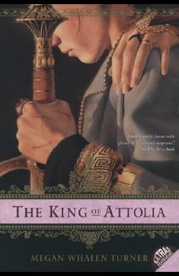 The King of Attolia (The Queen's Thief, Book 3)