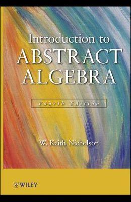 Abstract Algebra 4e