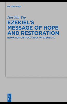Ezekiel's Message of Hope and Restoration