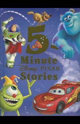 5-Minute Disney/Pixar Stories