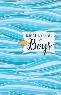 Study Bible for Boys-KJV