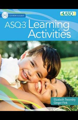 Asq-3(tm) Learning Activities [With CDROM]