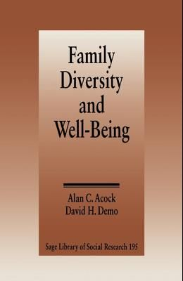 Family Diversity and Well Being