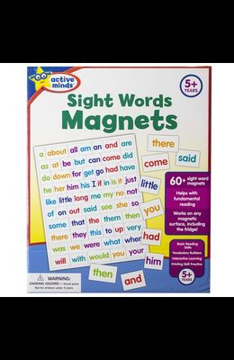Active Minds Sight Words Magnets