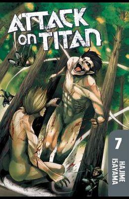 Attack on Titan, Volume 7