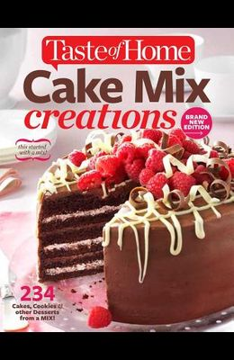 Cake Mix Creations