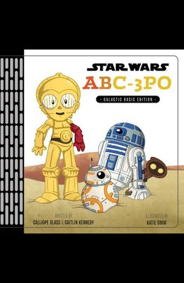 Star Wars ABC-3PO: Alphabet Book