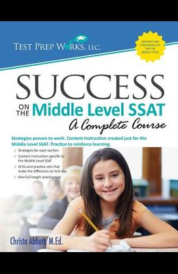 Success on the Middle Level SSAT