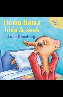 Llama Llama Hide & Seek: A Lift-The-Flap Book