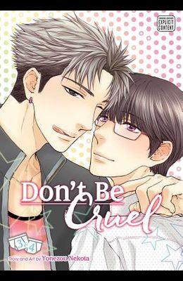 Don't Be Cruel: 2-In-1 Edition, Volume 2: Includes Vols. 3 & 4