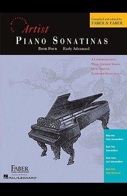 Artist Piano Sonatinas, Book Four, Early Advanced