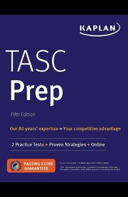 Tasc Prep: 2 Practice Tests + Proven Strategies + Online
