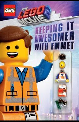 Keeping It Awesomer with Emmet [With Emmet Minifigure]