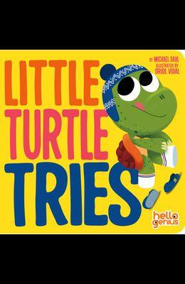 Little Turtle Tries