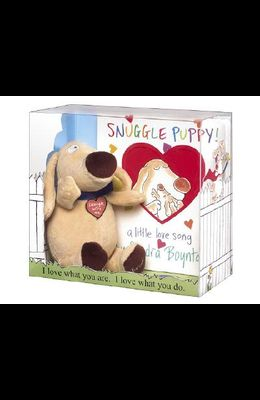 Snuggle Puppy!: Book & Toy [With Plush]