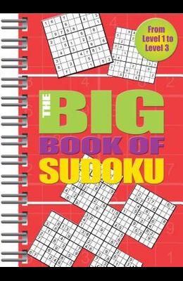 The Big Book of Sudoku: Volume 1
