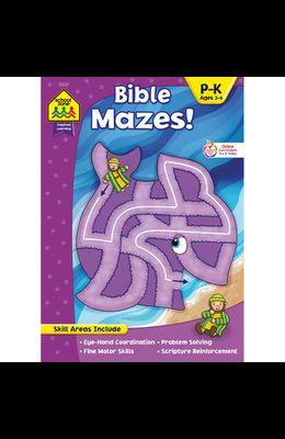Bible Mazes