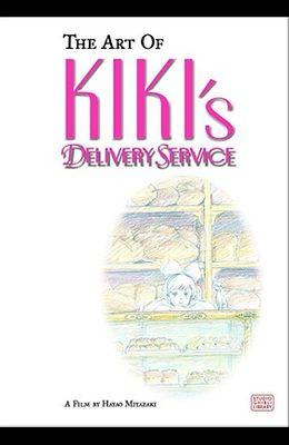 Art of Kiki's Delivery Service