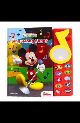Disney Mickey Mouse Clubhouse: Sing-Along Songs