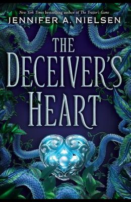 The Deceiver's Heart (the Traitor's Game, Book 2), 2