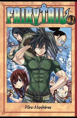 Fairy Tail, Volume 41