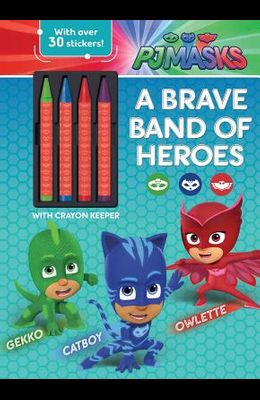Pj Masks: A Brave Band of Heroes