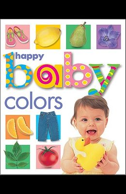 Happy Baby: Colors