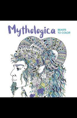 Mythologica: Beasts to Color