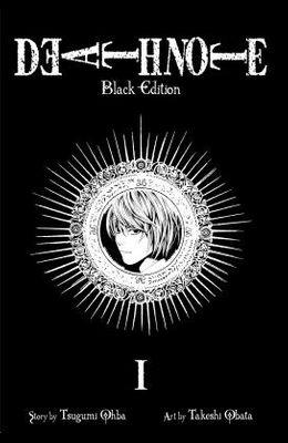 Death Note Black Edition, Vol. 1, 1