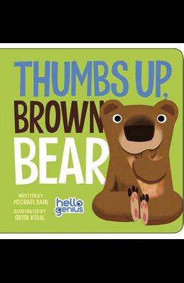 Thumbs Up, Brown Bear