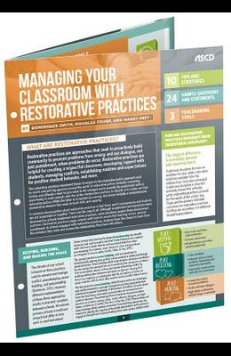 Managing Your Classroom with Restorative Practices (Quick Reference Guide)