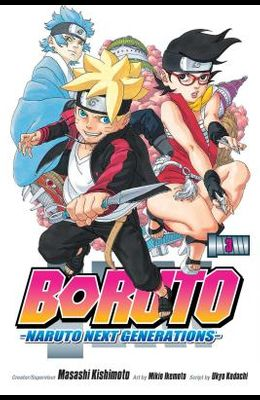 Boruto: Naruto Next Generations, Vol. 3, Volume 3: My Story!!