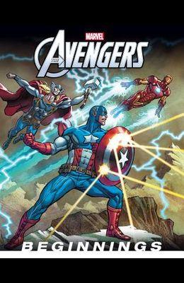 The Avengers: Beginnings