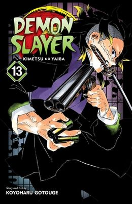 Demon Slayer: Kimetsu No Yaiba, Vol. 13, Volume 13: Transitions