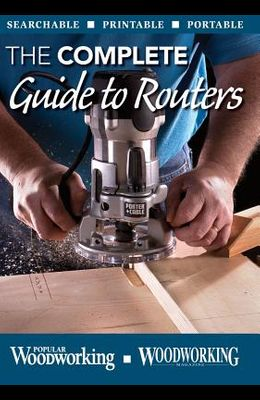 Complete Guide to Routers (CD)