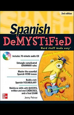 Spanish Demystified [With CD (Audio)]