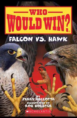 Falcon vs. Hawk (Who Would Win?), 23