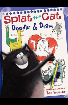 Doodle & Draw: A Coloring & Activity Book